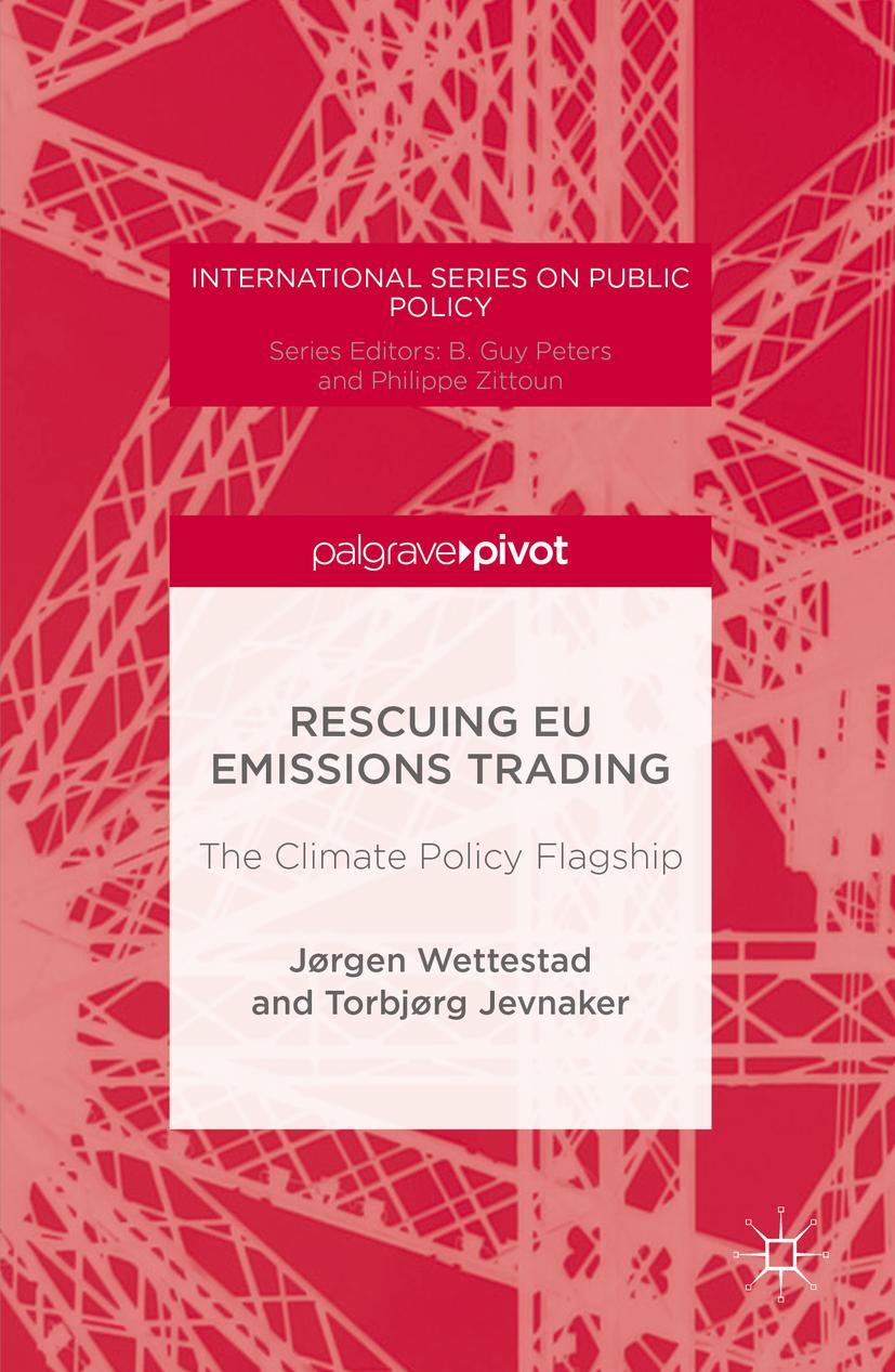 Jevnaker, Torbjørg - Rescuing EU Emissions Trading, ebook