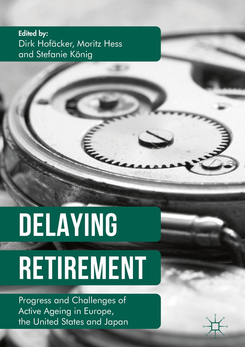 Hess, Moritz - Delaying Retirement, ebook