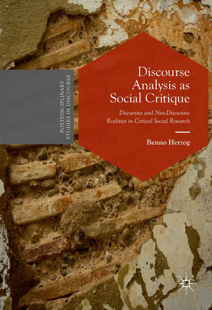 Herzog, Benno - Discourse Analysis as Social Critique, ebook