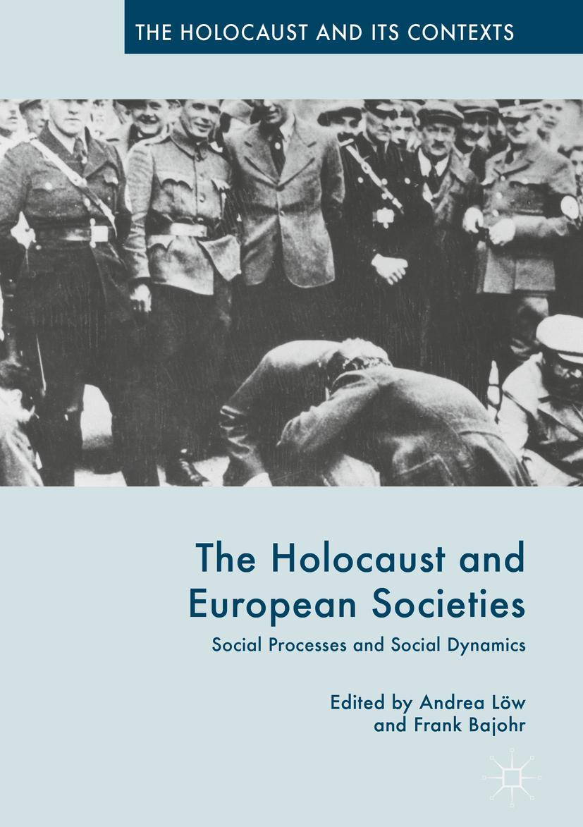 Bajohr, Frank - The Holocaust and European Societies, ebook