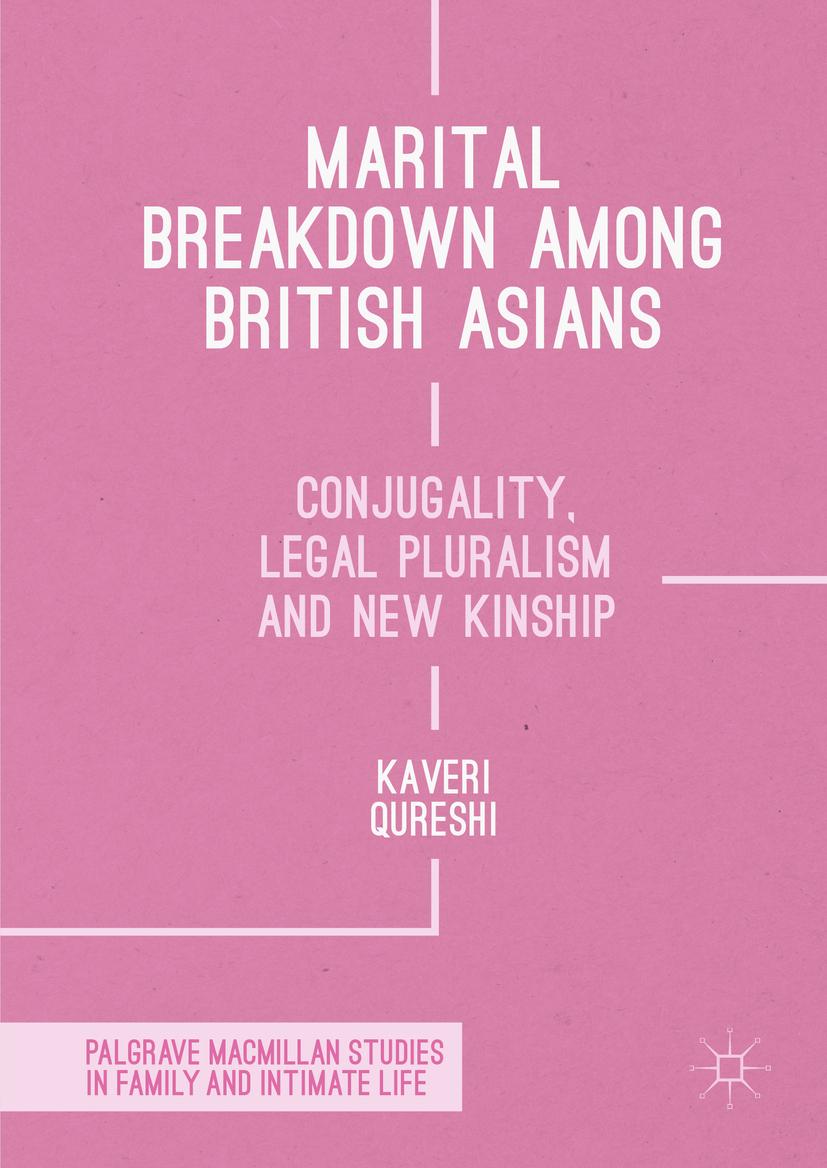 Qureshi, Kaveri - Marital Breakdown among British Asians, ebook