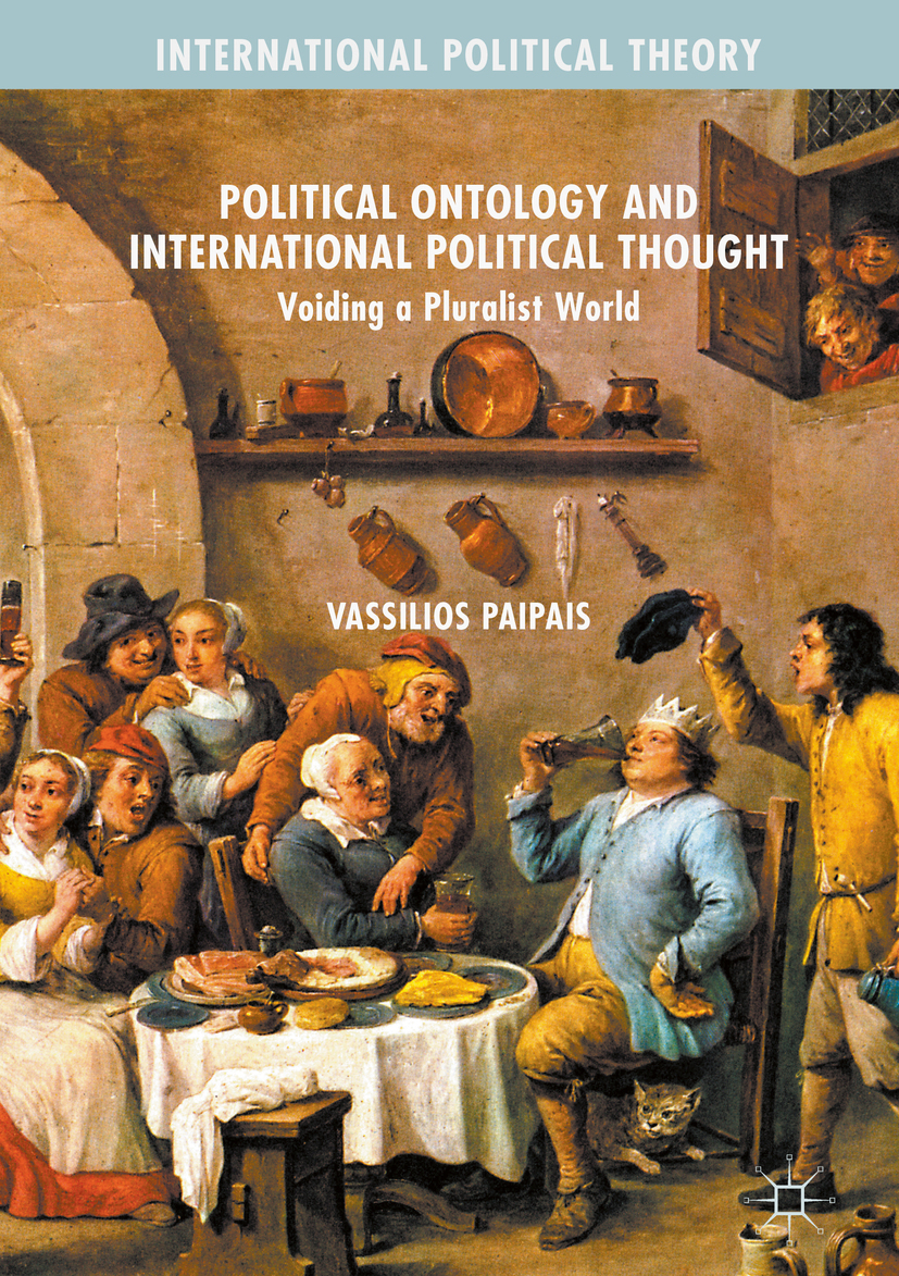 Paipais, Vassilios - Political Ontology and International Political Thought, ebook