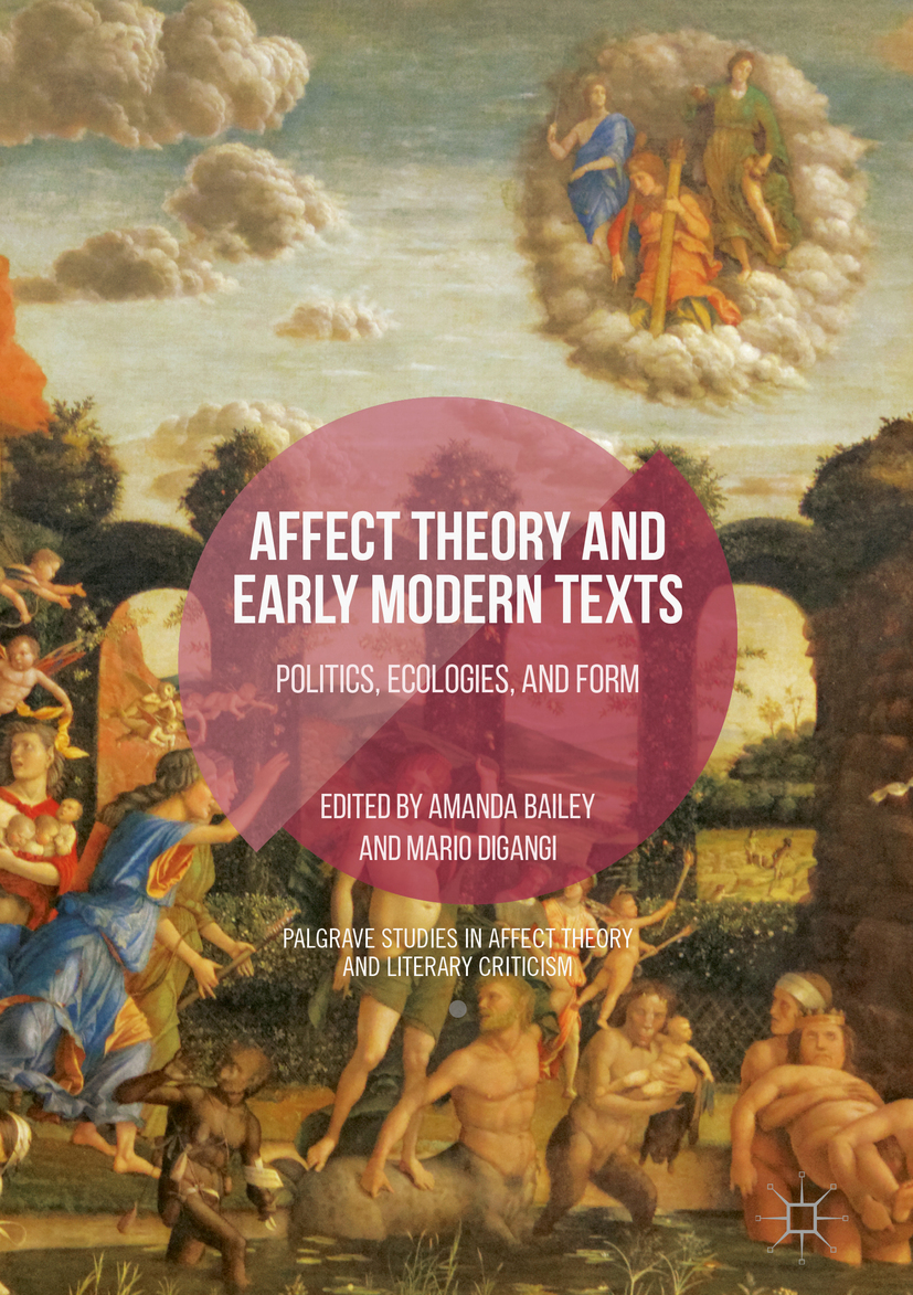 Bailey, Amanda - Affect Theory and Early Modern Texts, ebook
