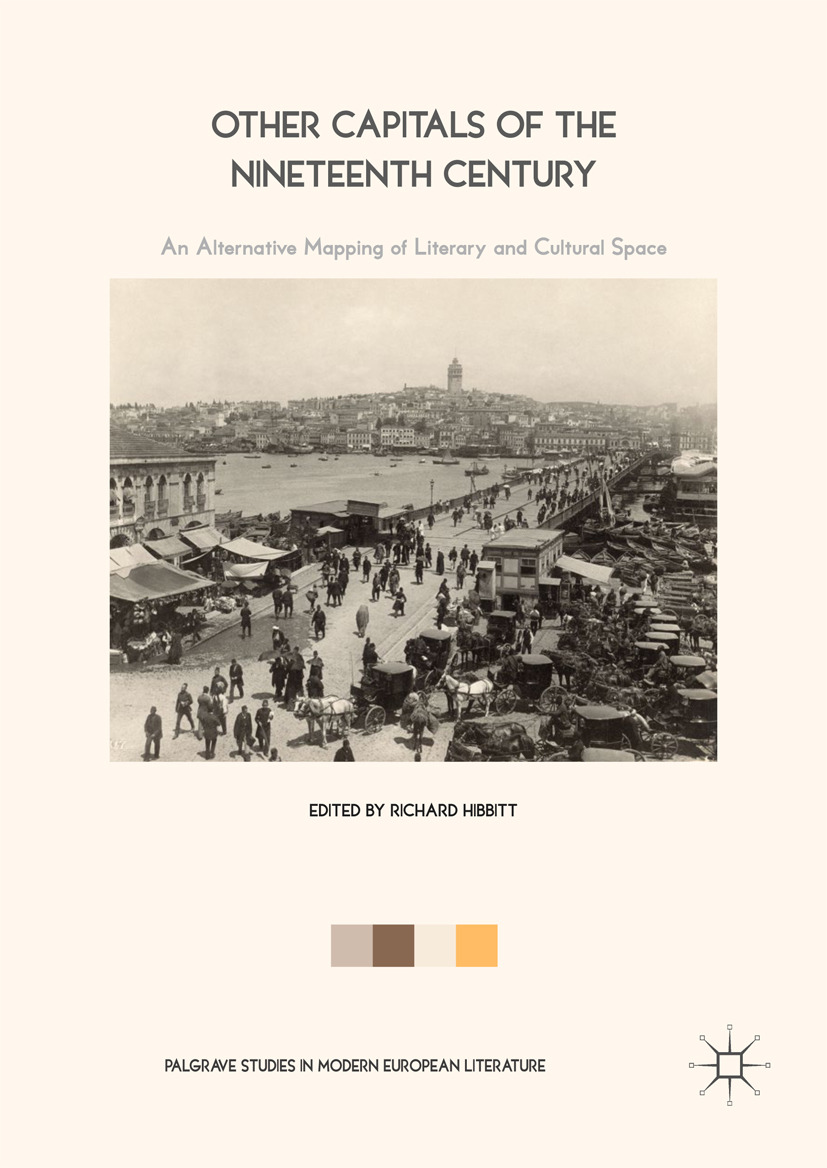 Hibbitt, Richard - Other Capitals of the Nineteenth Century, e-bok