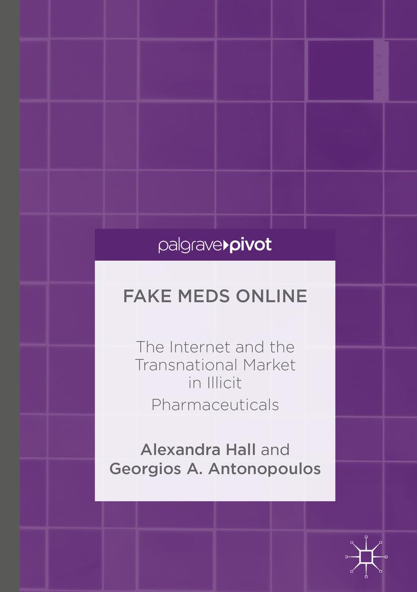 Antonopoulos, Georgios A. - Fake Meds Online, ebook