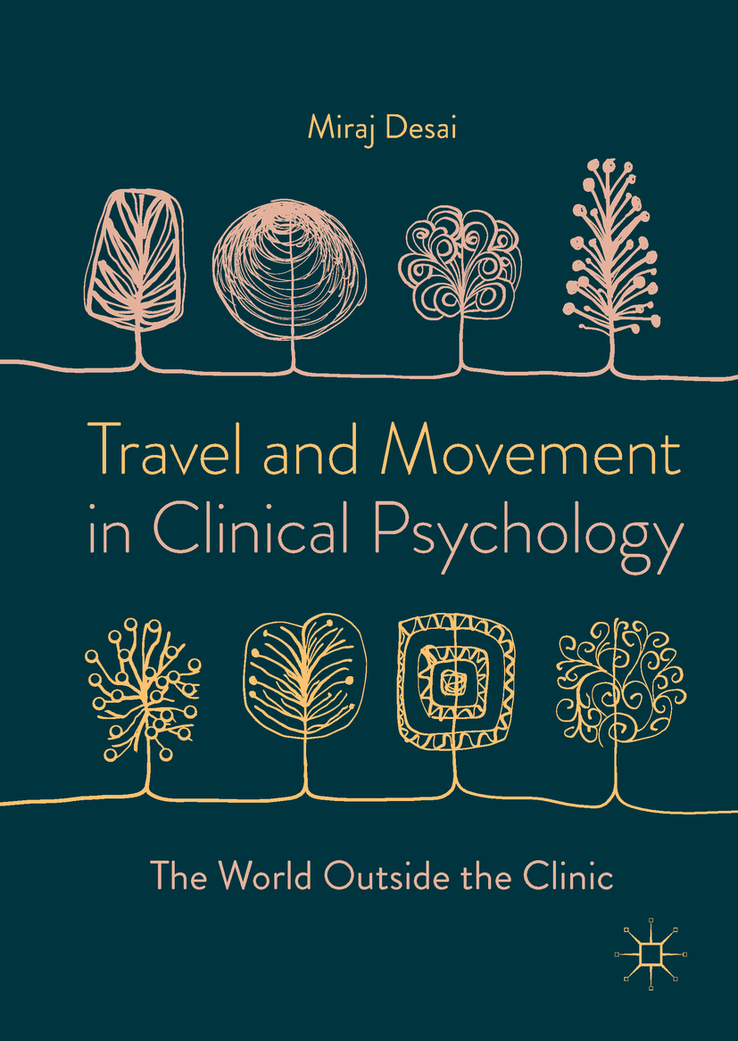 Desai, Miraj - Travel and Movement in Clinical Psychology, ebook