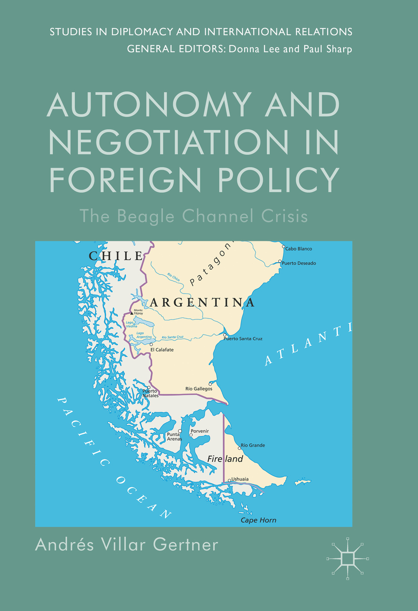 Gertner, Andrés  Villar - Autonomy and Negotiation in Foreign Policy, ebook
