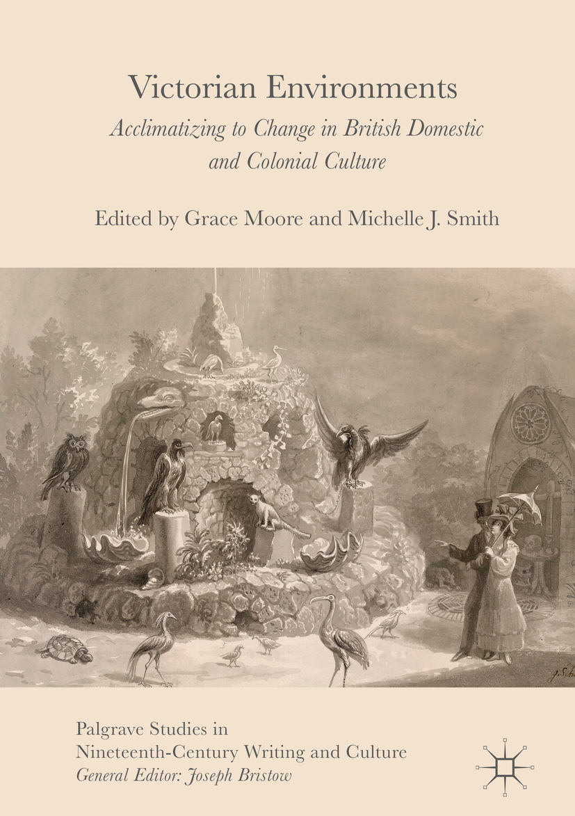 Moore, Grace - Victorian Environments, ebook