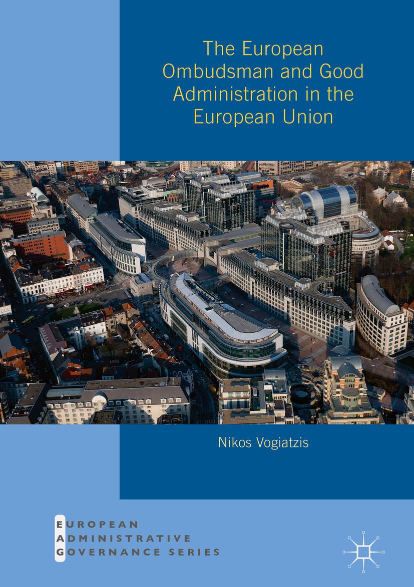 Vogiatzis, Nikos - The European Ombudsman and Good Administration in the European Union, e-kirja
