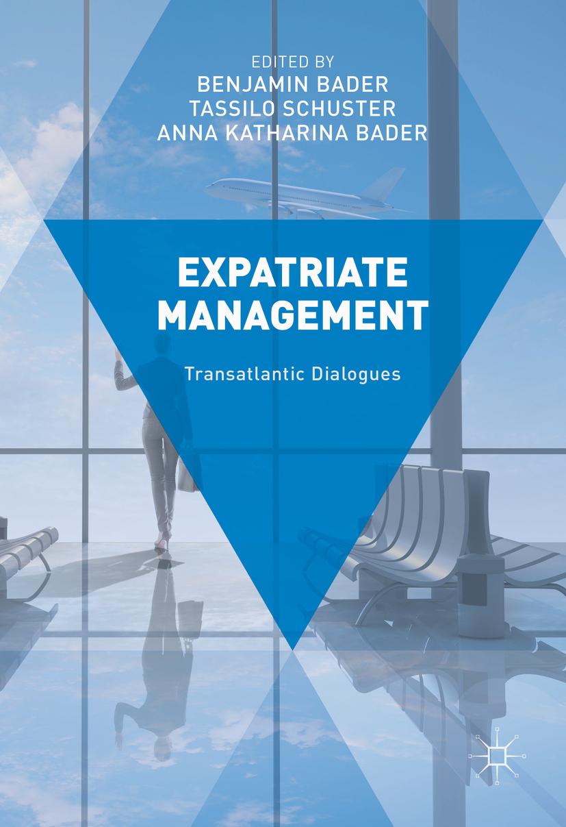 Bader, Anna Katharina - Expatriate Management, ebook