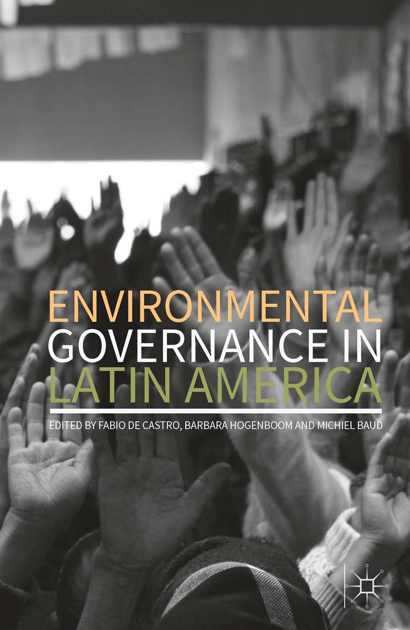 Baud, Michiel - Environmental Governance in Latin America, ebook