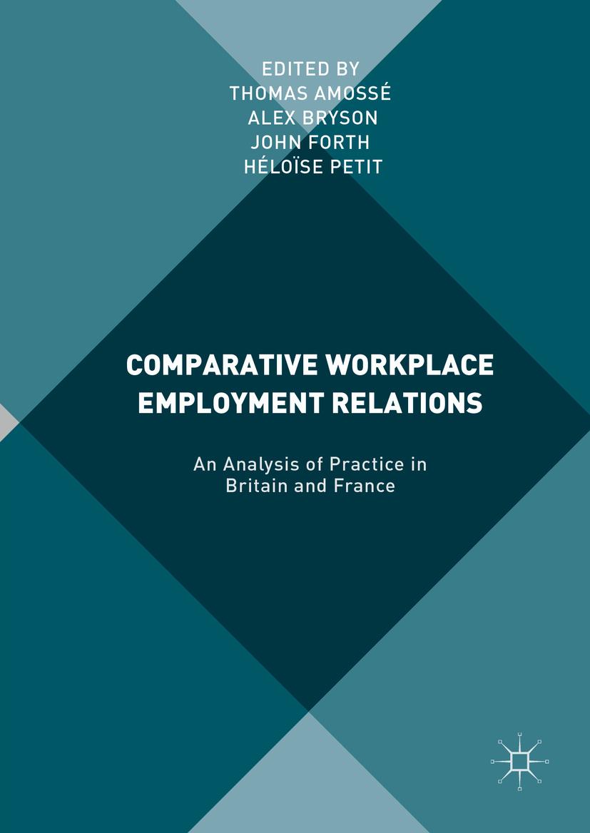 Amossé, Thomas - Comparative Workplace Employment Relations, ebook
