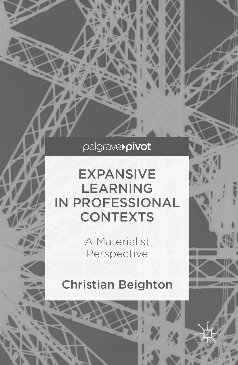 Beighton, Christian - Expansive Learning in Professional Contexts, ebook