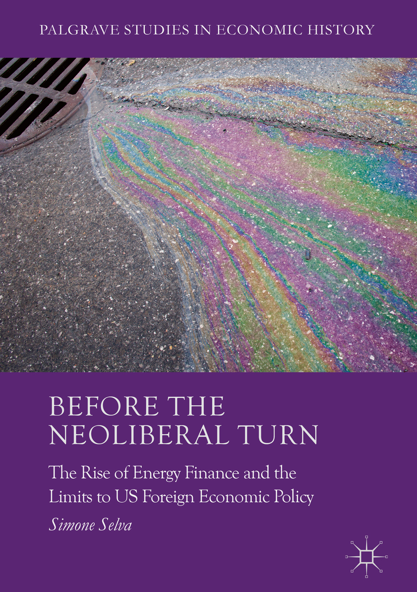 Selva, Simone - Before the Neoliberal Turn, ebook