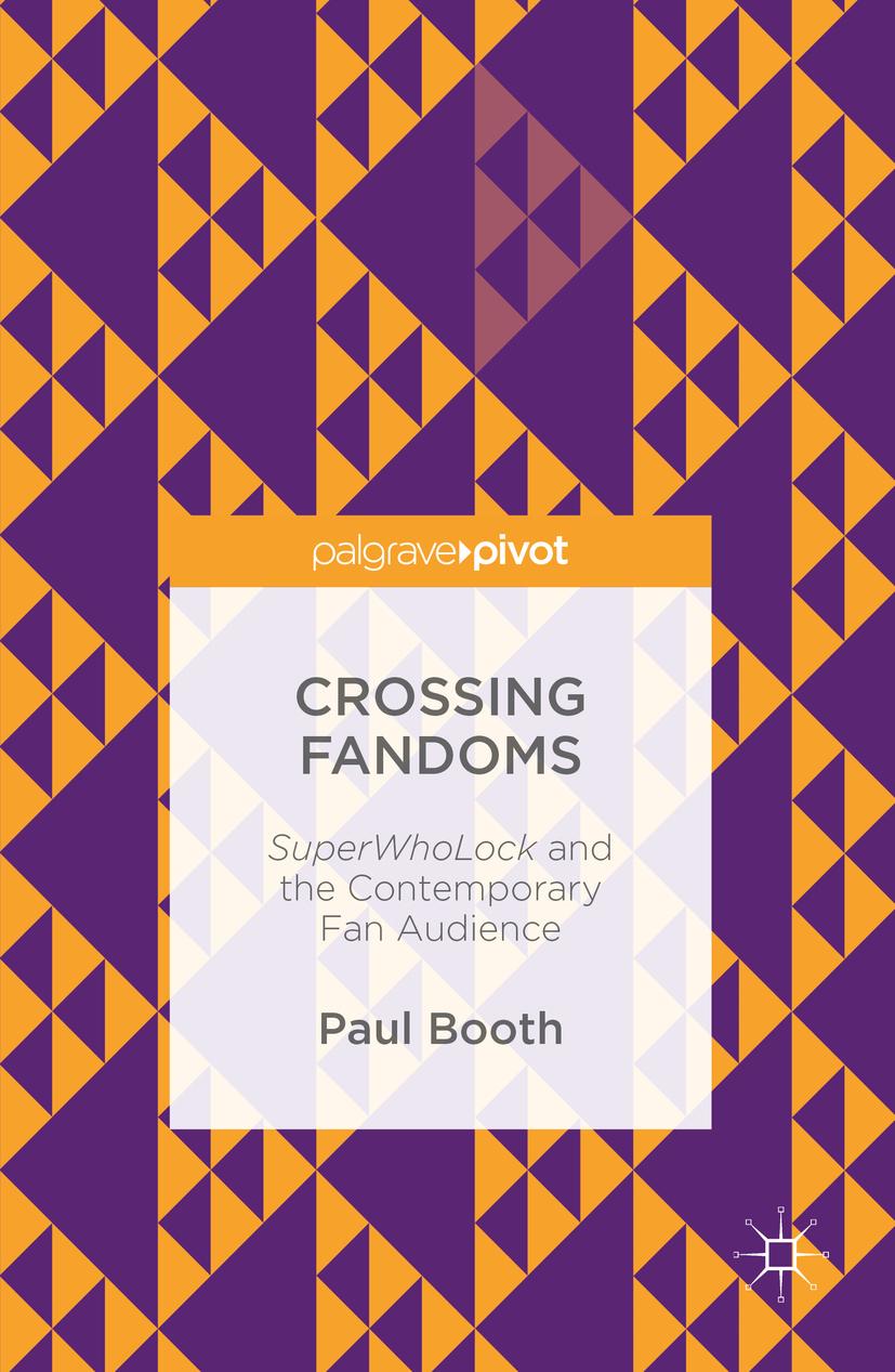 Booth, Paul - Crossing Fandoms, ebook