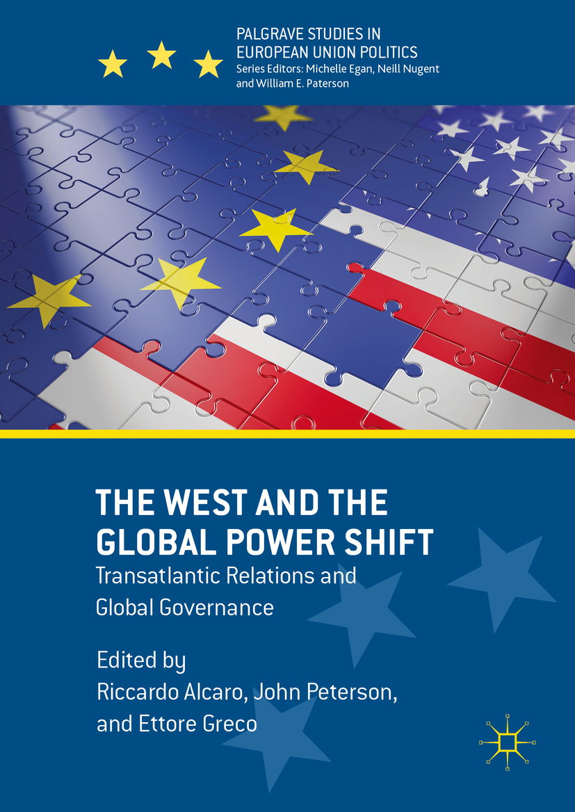 Alcaro, Riccardo - The West and the Global Power Shift, e-bok