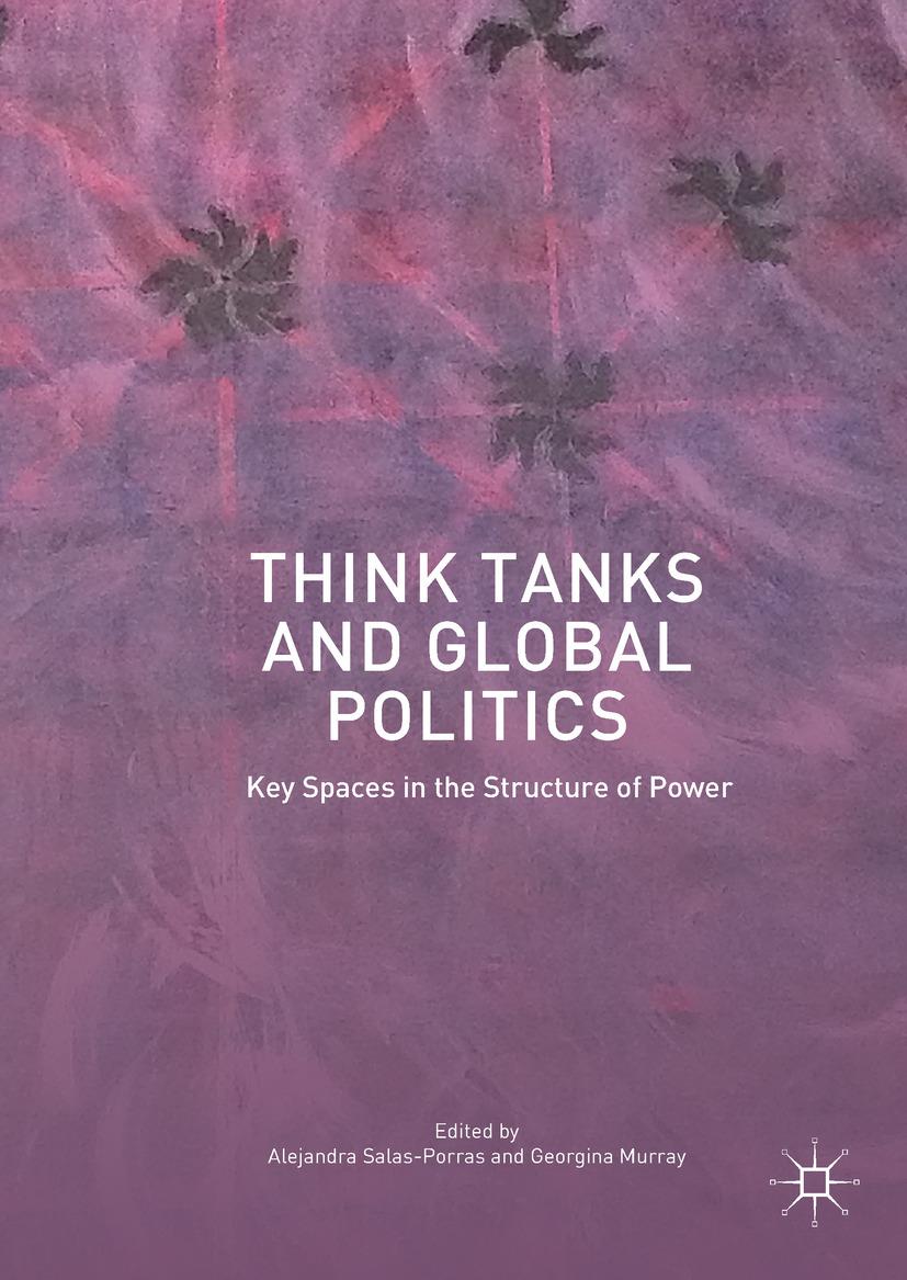Murray, Georgina - Think Tanks and Global Politics, ebook