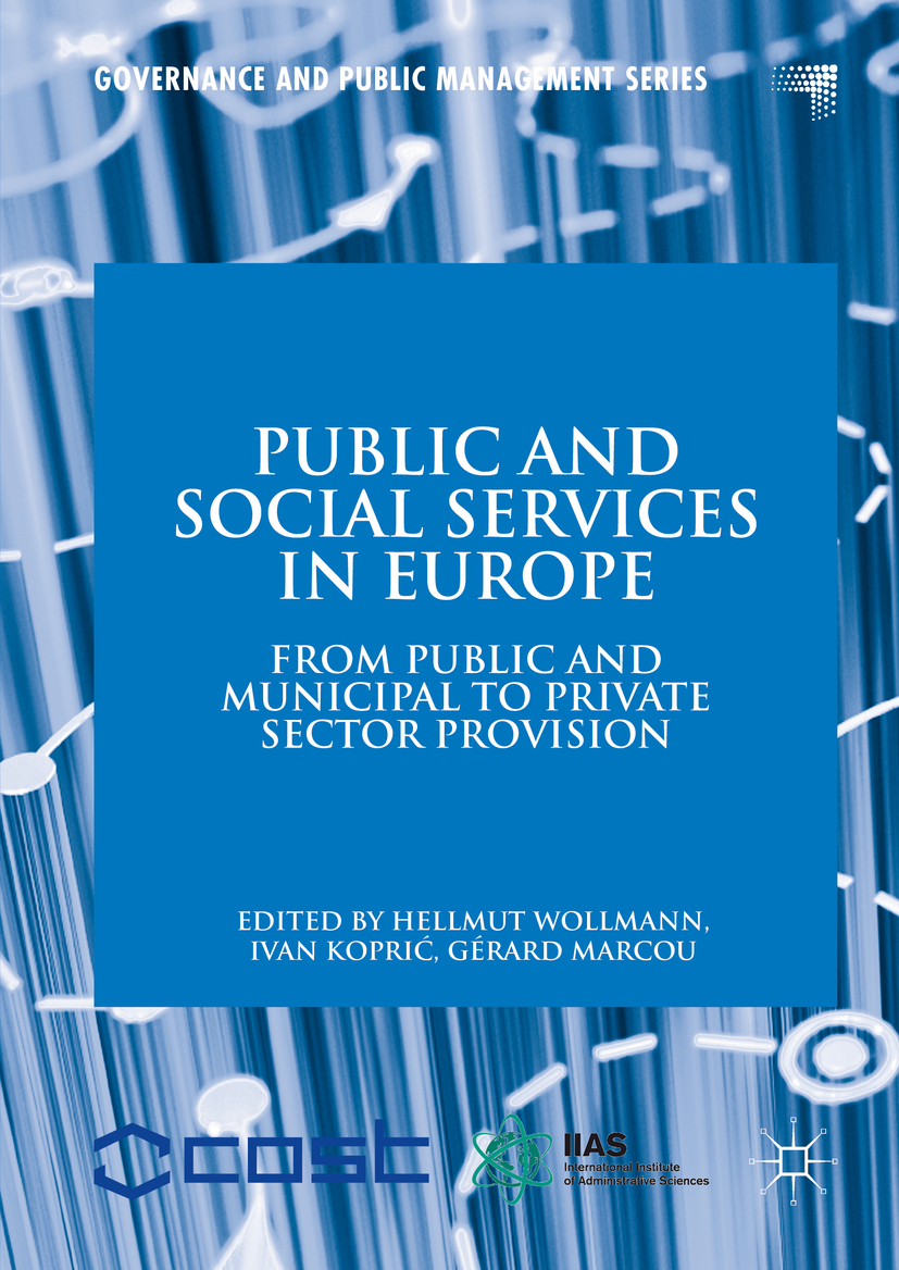 Koprić, Ivan - Public and Social Services in Europe, ebook