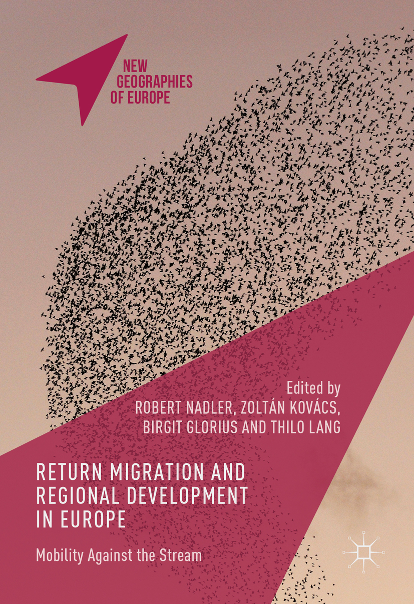 Glorius, Birgit - Return Migration and Regional Development in Europe, e-bok