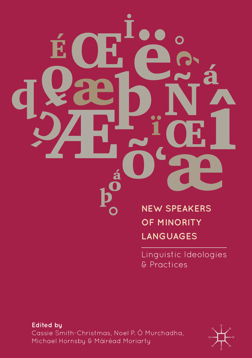Hornsby, Michael - New Speakers of Minority Languages, ebook