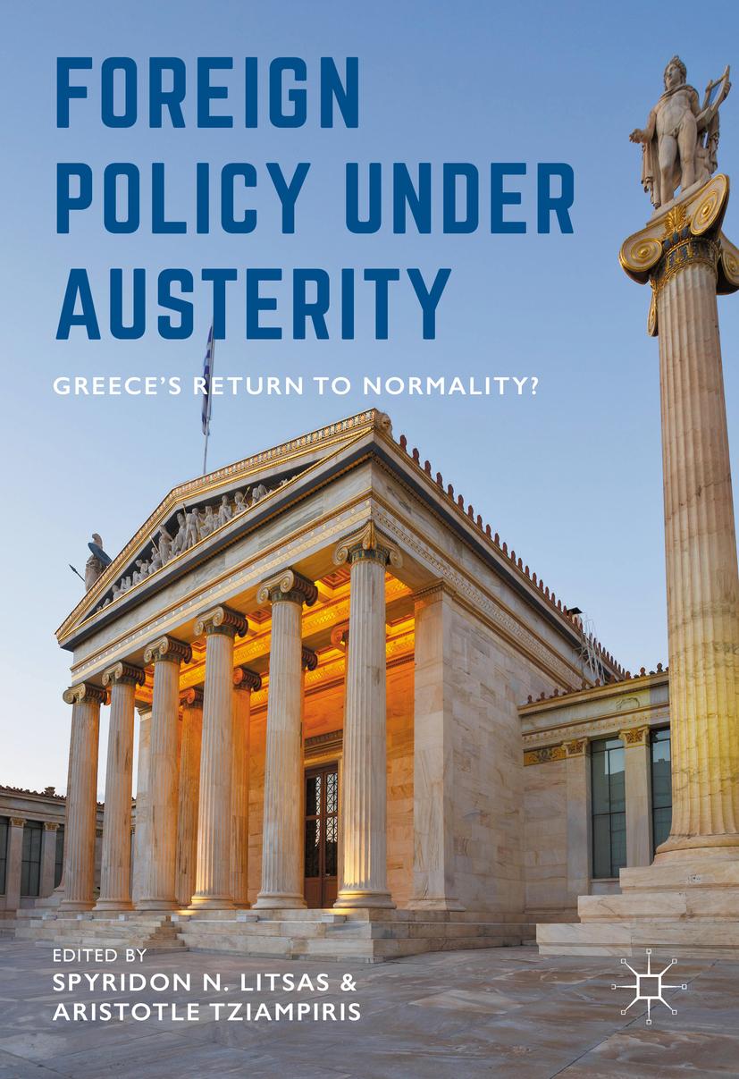 Litsas, Spyridon N. - Foreign Policy Under Austerity, ebook