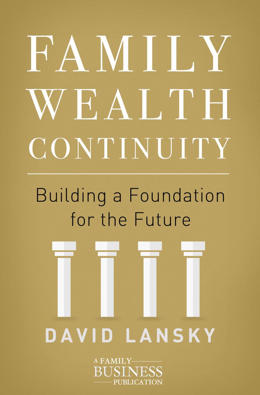 Lansky, David - Family Wealth Continuity, ebook