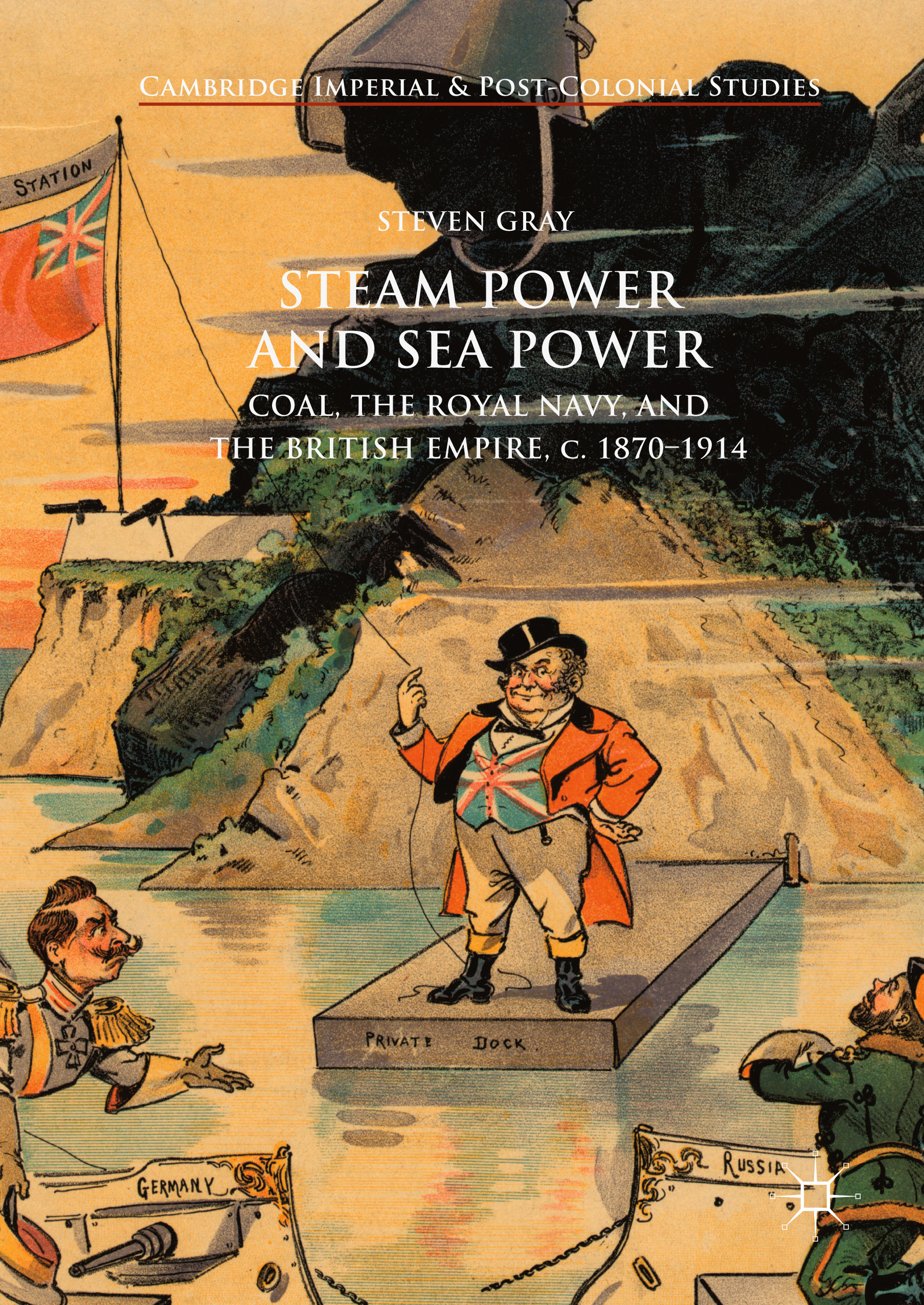 Gray, Steven - Steam Power and Sea Power, ebook