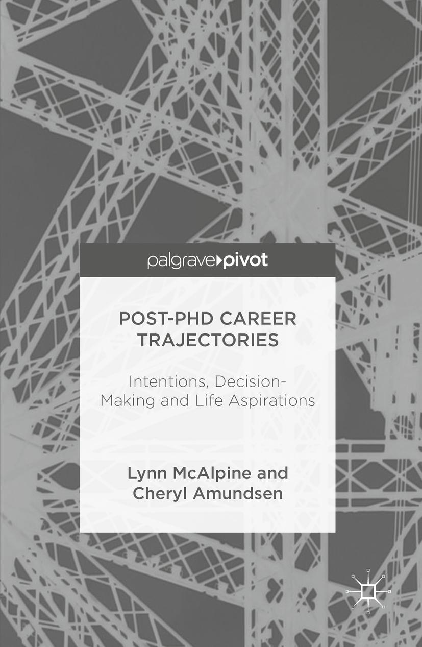 Amundsen, Cheryl - Post-PhD Career Trajectories, ebook