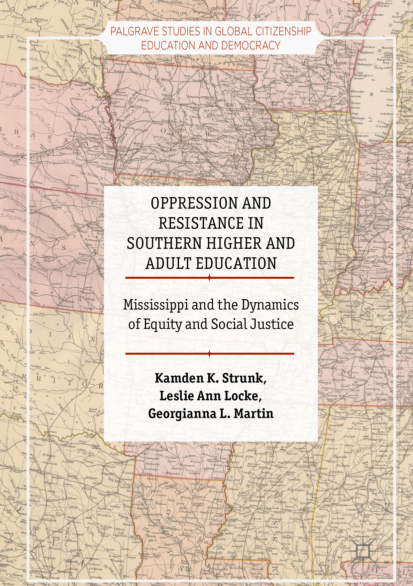 Locke, Leslie Ann - Oppression and Resistance in Southern Higher and Adult Education, ebook