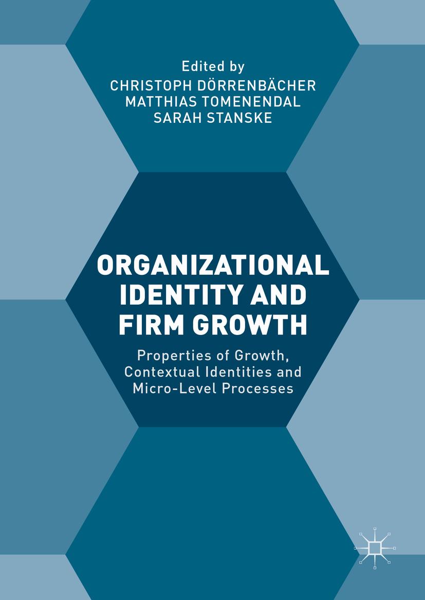 Dörrenbächer, Christoph - Organizational Identity and Firm Growth, ebook