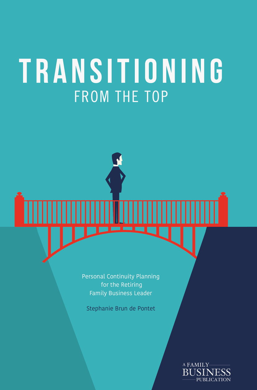 Pontet, Stephanie Brun de - Transitioning from the Top, ebook