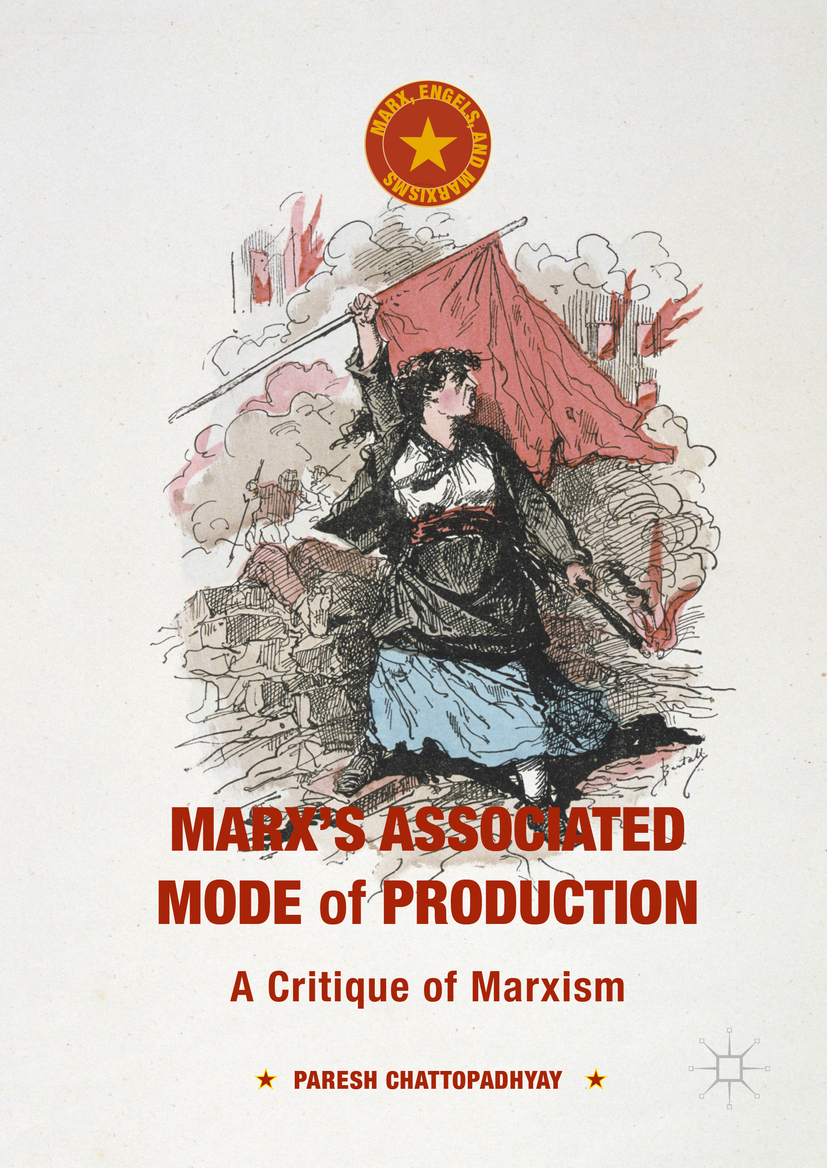 Chattopadhyay, Paresh - Marx's Associated Mode of Production, ebook