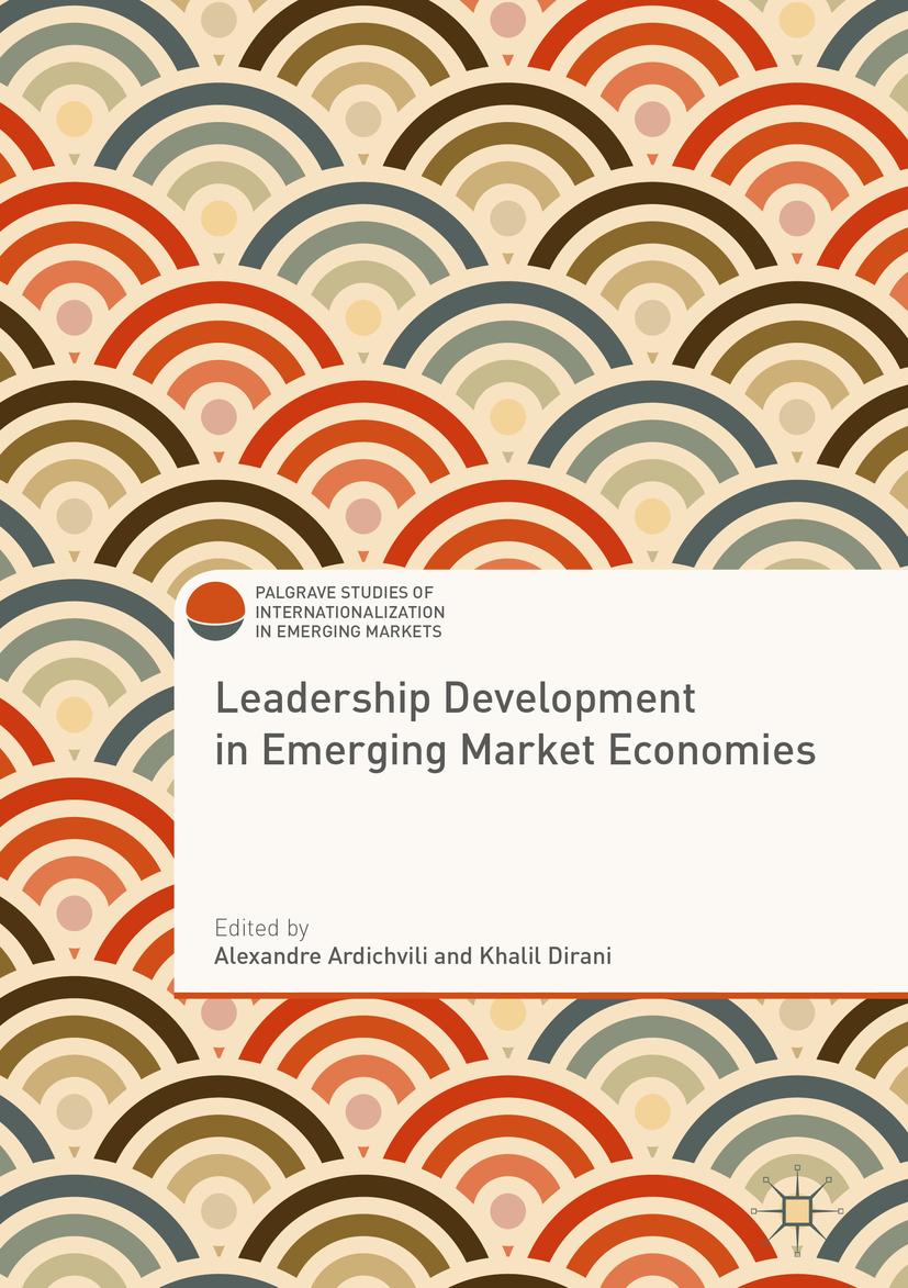 Ardichvili, Alexandre - Leadership Development in Emerging Market Economies, ebook