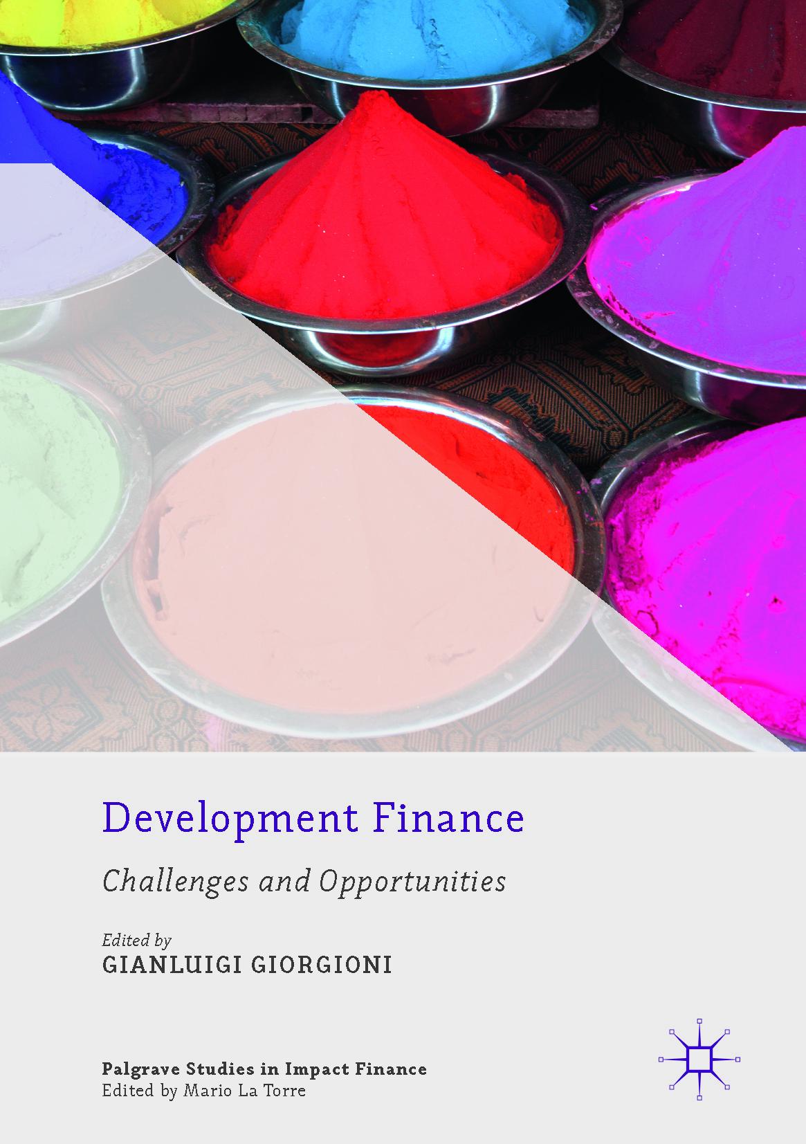 Giorgioni, Gianluigi - Development Finance, ebook