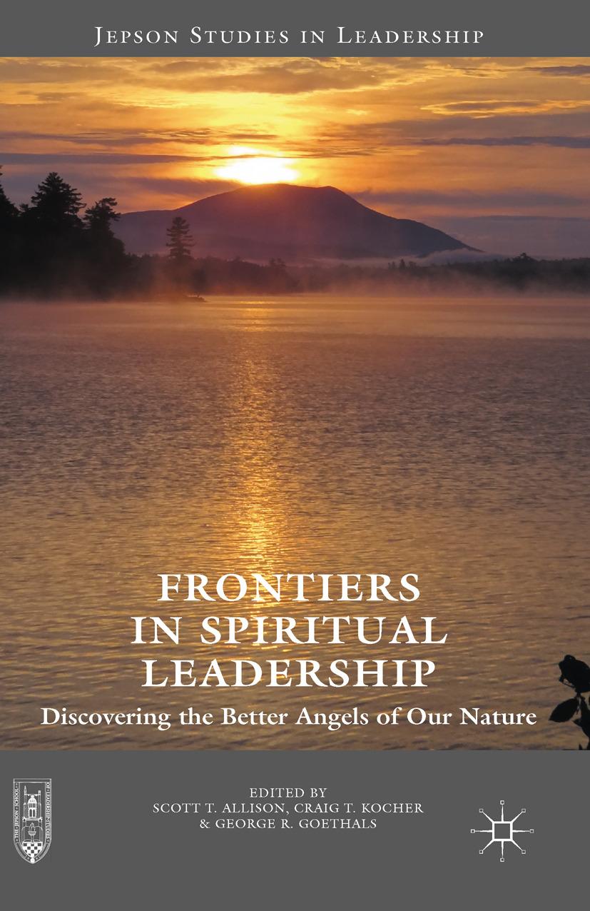 Allison, Scott T. - Frontiers in Spiritual Leadership, ebook