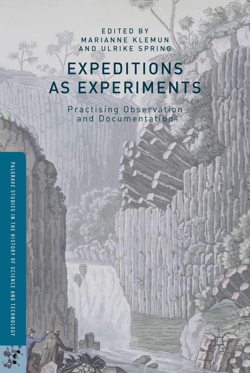 Klemun, Marianne - Expeditions as Experiments, ebook