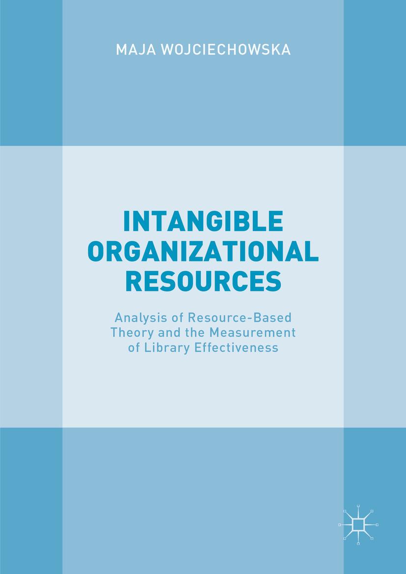 Wojciechowska, Maja - Intangible Organizational Resources, ebook