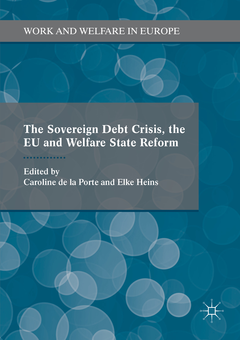 Heins, Elke - The Sovereign Debt Crisis, the EU and Welfare State Reform, ebook