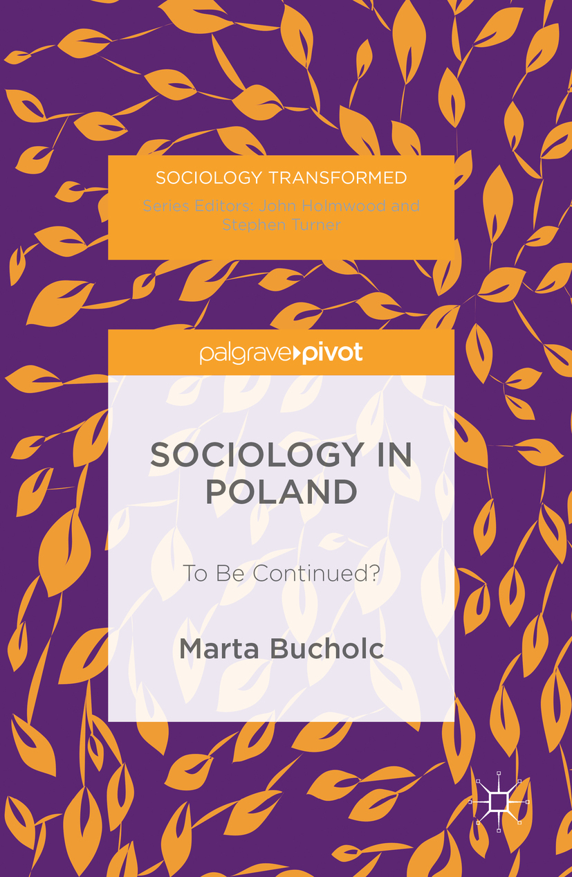Bucholc, Marta - Sociology in Poland, ebook