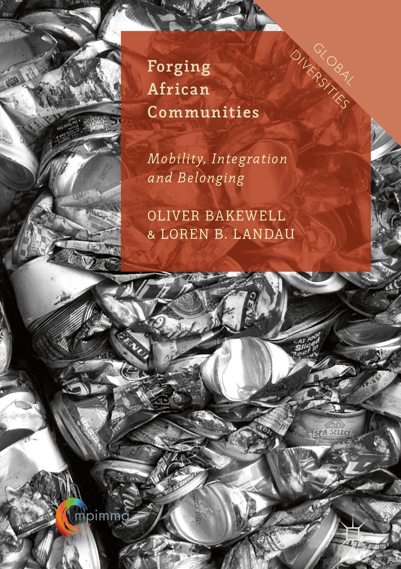 Bakewell, Oliver - Forging African Communities, ebook