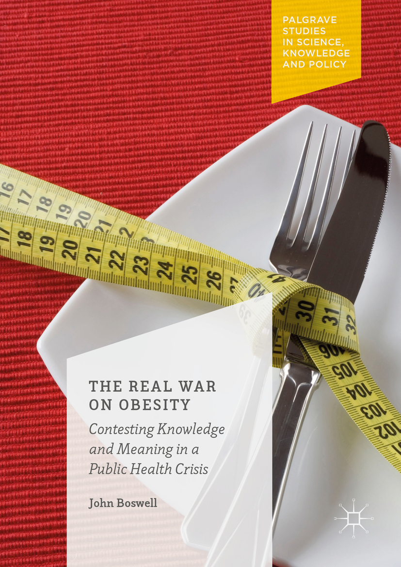 Boswell, John - The Real War on Obesity, ebook