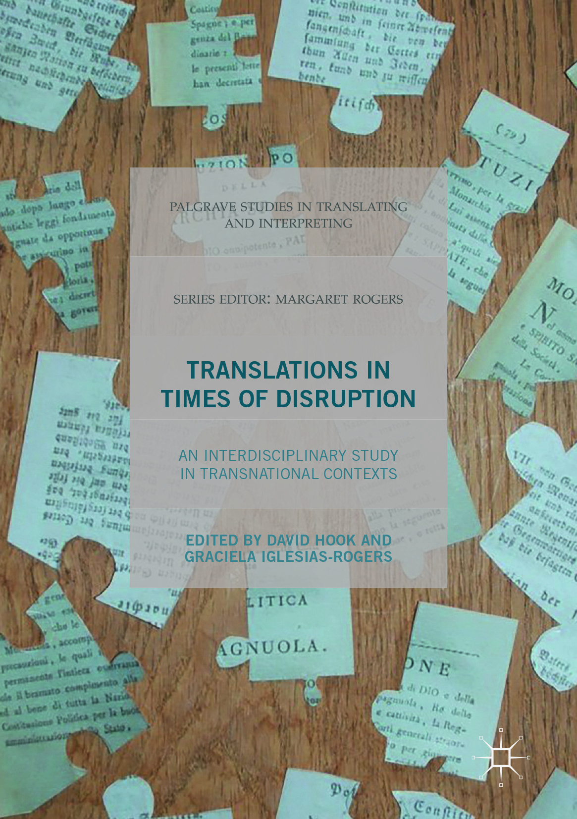 Hook, David - Translations In Times of Disruption, e-kirja