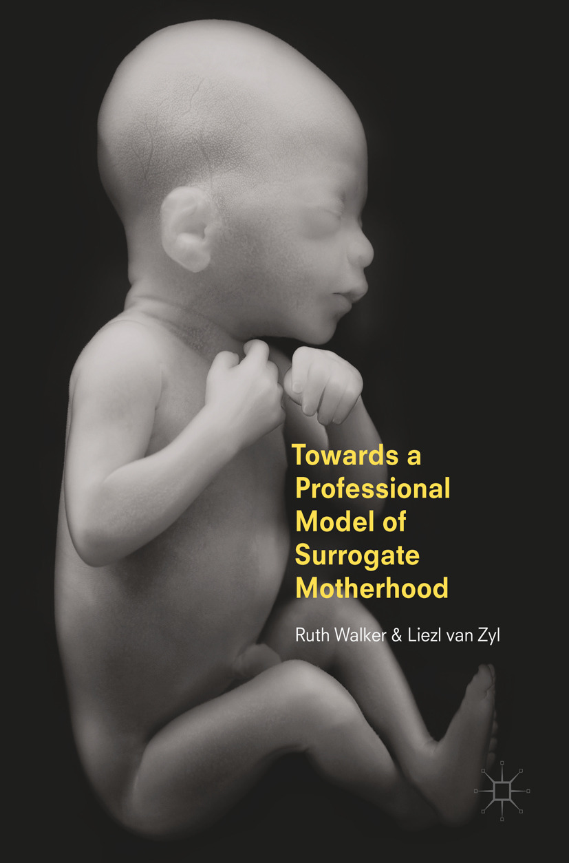 Walker, Ruth - Towards a Professional Model of Surrogate Motherhood, ebook