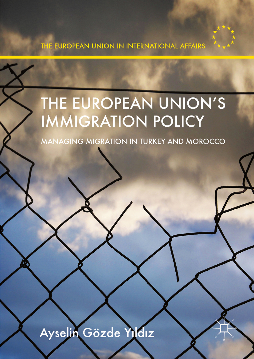 Yıldız, Ayselin Gözde - The European Union's Immigration Policy, ebook