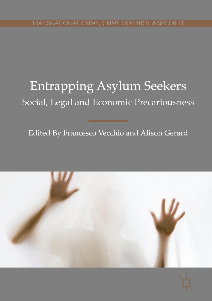 Gerard, Alison - Entrapping Asylum Seekers, ebook