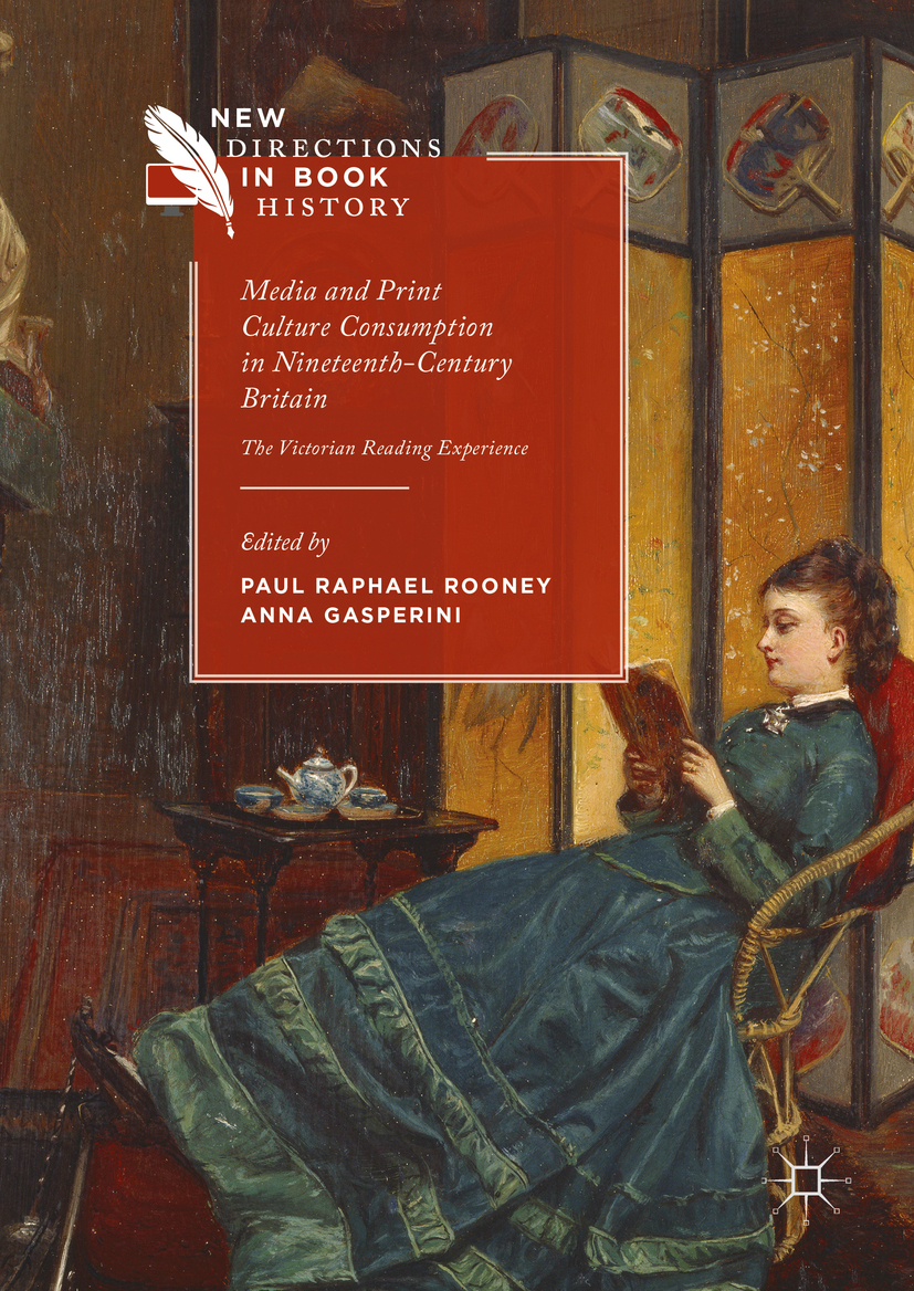Gasperini, Anna - Media and Print Culture Consumption in Nineteenth-Century Britain, ebook