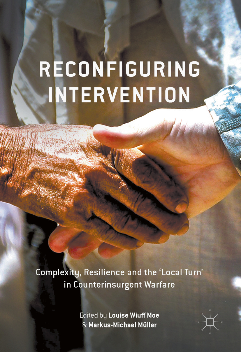 Moe, Louise Wiuff - Reconfiguring Intervention, ebook
