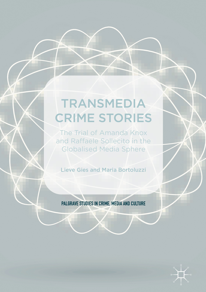 Bortoluzzi, Maria - Transmedia Crime Stories, e-kirja