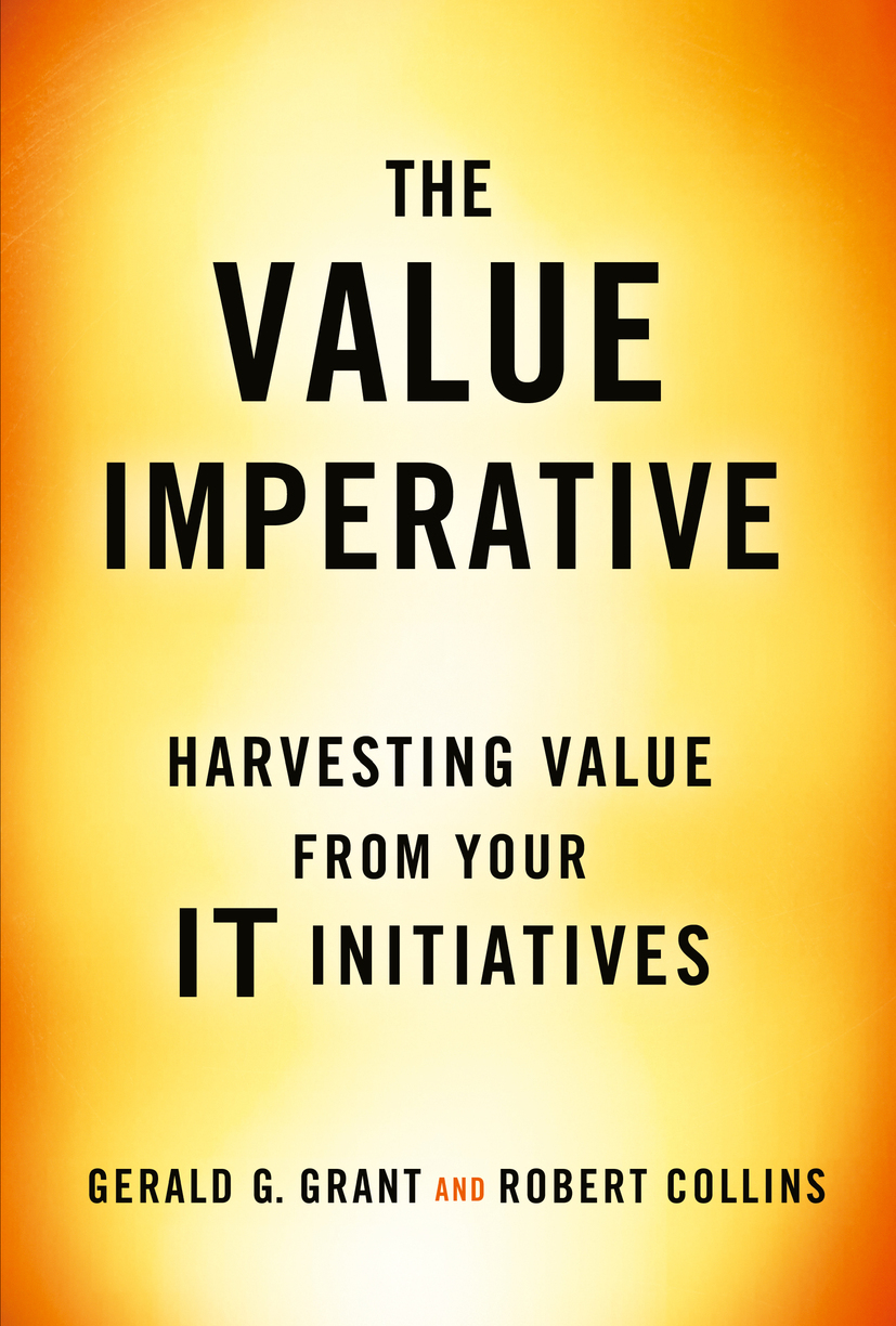 Collins, Robert - The Value Imperative, ebook