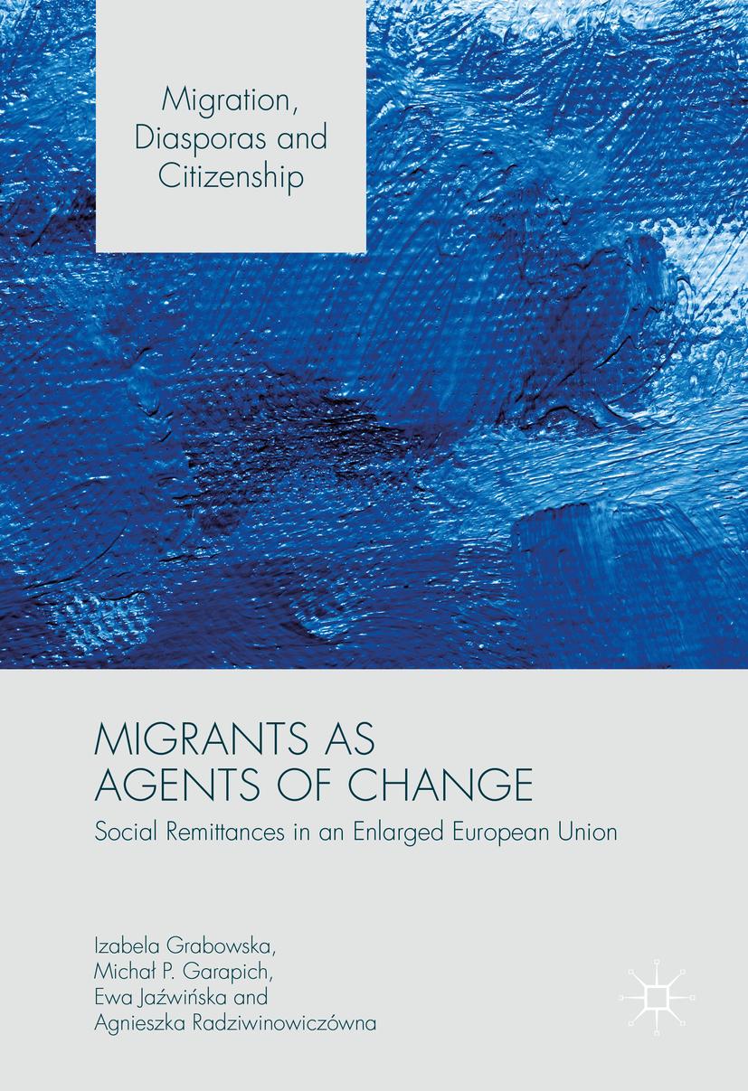 Garapich, Michał P. - Migrants as Agents of Change, ebook